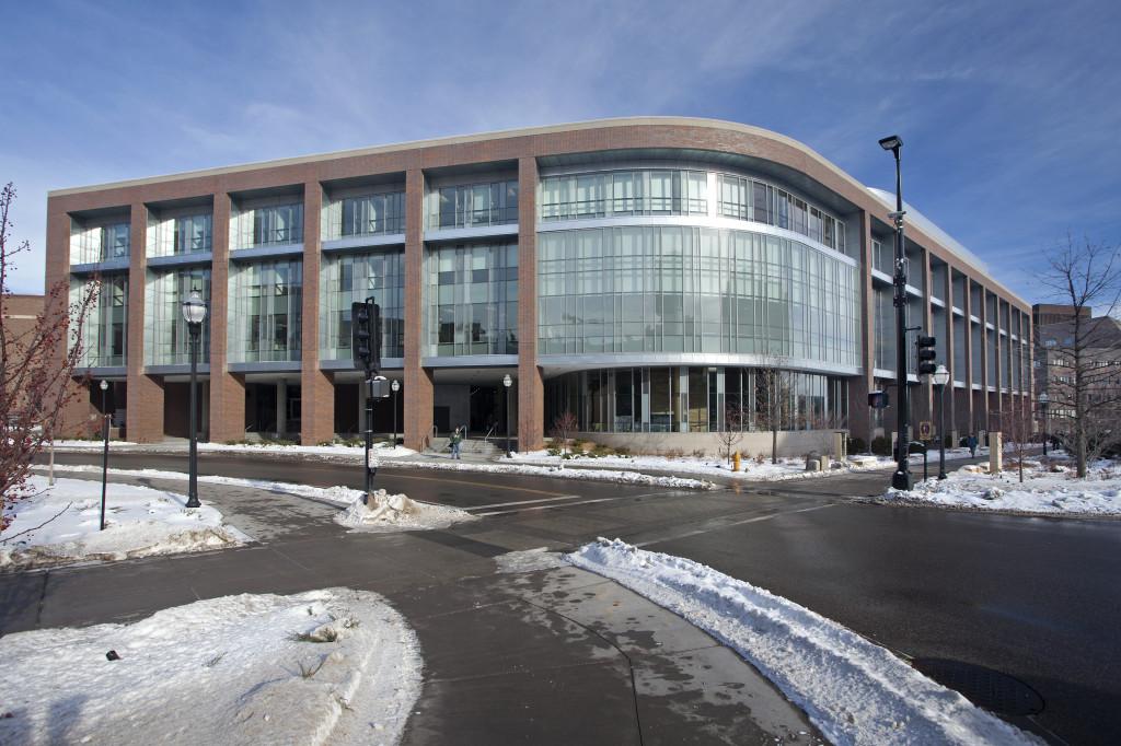 U of M Rec Center